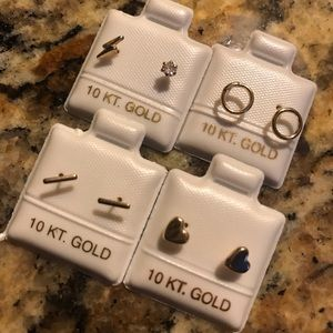 Other - 10K Gold Earrings